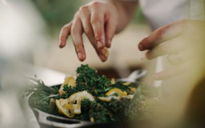 Ateliers de cuisine végétale